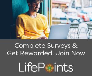 LifePoints - Free Paid Surveys