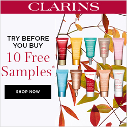 Clarins Skin Care and Makeup