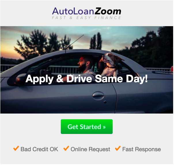 Great Rates on New Car Loans