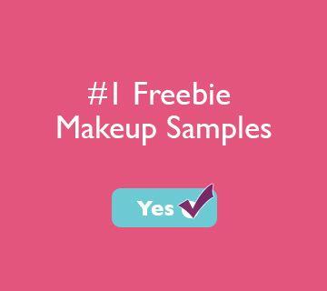 SampleThat free make-up samples banner advertisement