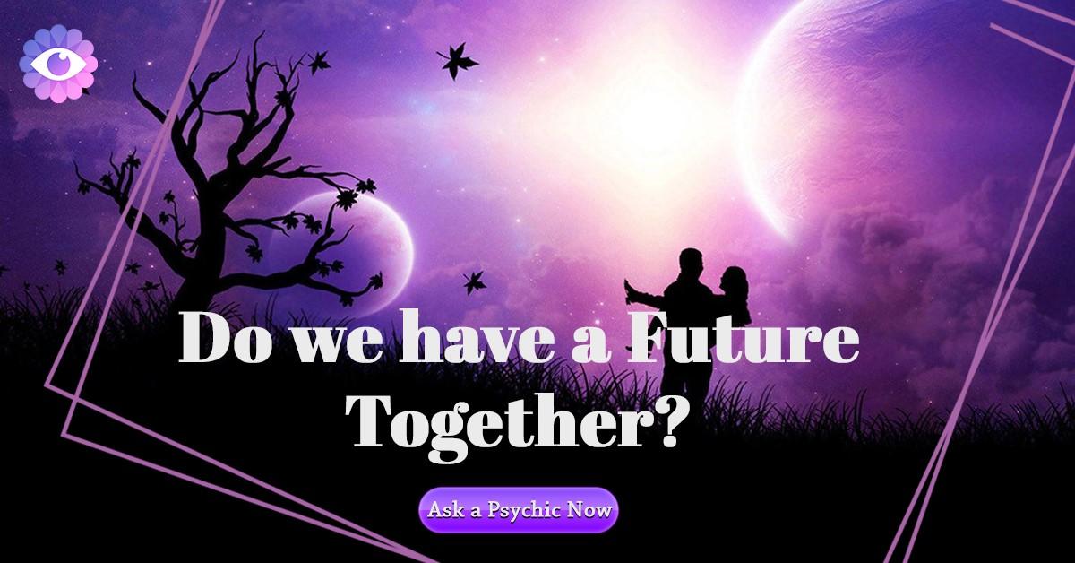 Purple Psychic online consultation banner ad