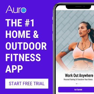 Auro- audio fitness app